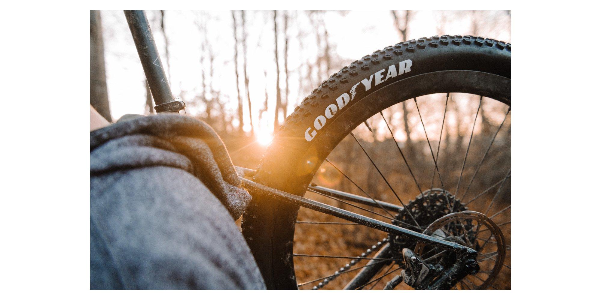 Photo of Goodyear Peak All-Terrain tire