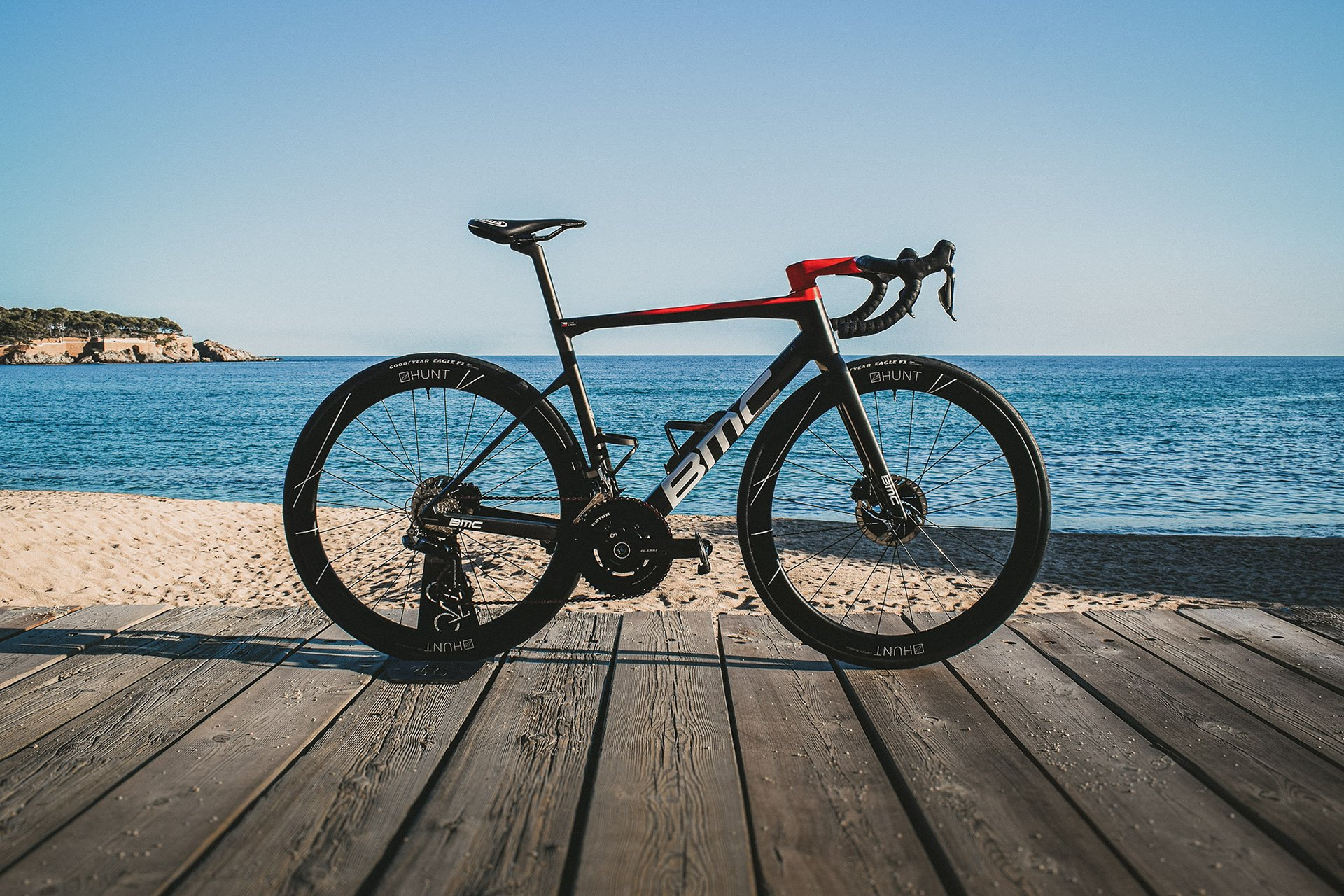 Goodyear Makes Professional Cycling Debut
