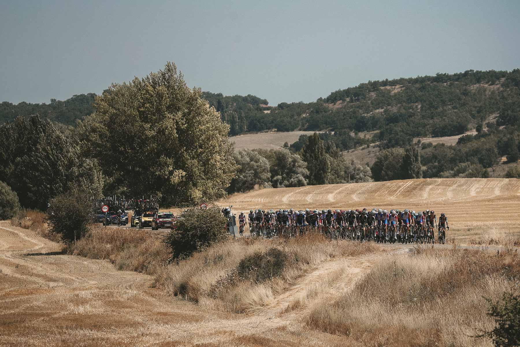 La Vuelta 2021, Qhubeka NextHash + Goodyear